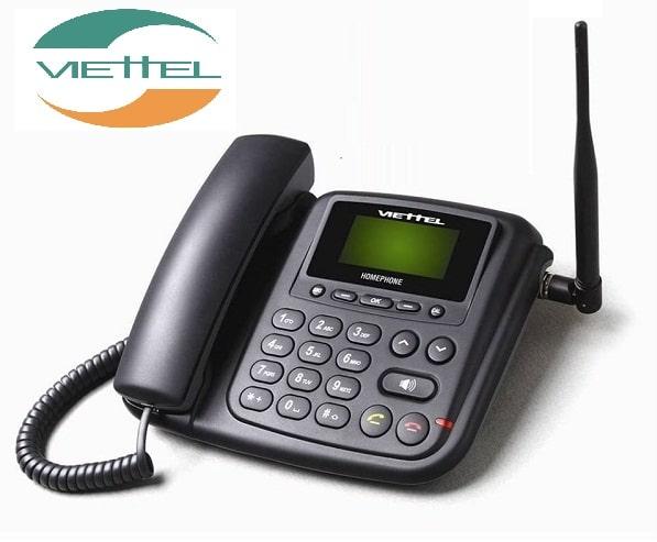 cước gọi và nhắn tin sim cố định trả trước Homephone Gphone