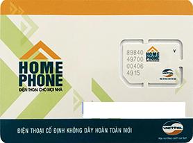 Sim Homephone Viettel ⭐ Lợi ích chọn mua Homephone số đẹp giá rẻ